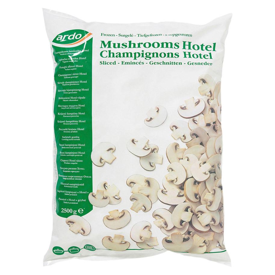 MUSHROOM SLICED HOTEL CHO610
