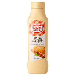 HONING MOSTERD SAUS GOUDA'S GLORIE
