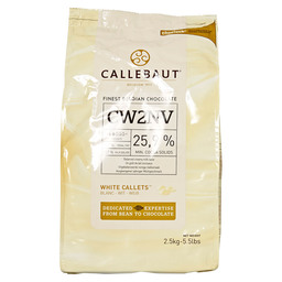 CHOC. CALLETS WHITE-CW2 SELECT 25,9CACAO