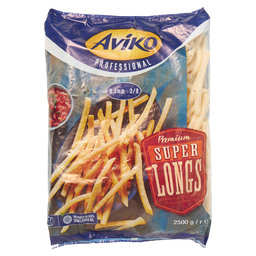 FRITES SUPERLONGS 9,5 MM 3/8