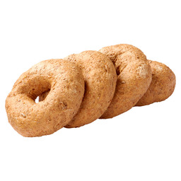 BAGEL MULTI-GRAINS 85G