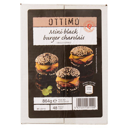 BLACKBURGER CHAROLAIS MINI 18GR OTTIMO