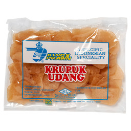 KRUPUK (PRAWN CRACKERS) BORREL 5X3 CM