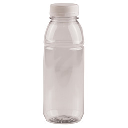 PET BOTTLE TRP 500 ML WITH CAP