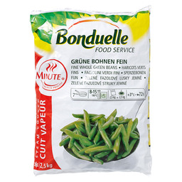 FRENCH BEANS FINE A LA MINUTE FROZEN