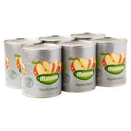 APPLE COMPOTE 850 GR