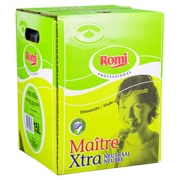 FRITUUROLIE ROMI  HEALTHY GREEN
