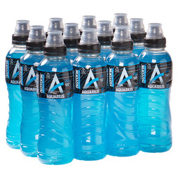 AQUARIUS ISOTONIC BLUE ICE 50CL PET
