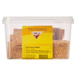 RB KAAS KUMMEL CRACKERS ± 70ST