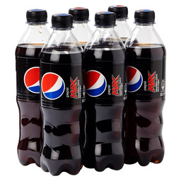 PEPSI COLA MAX 50CL PET
