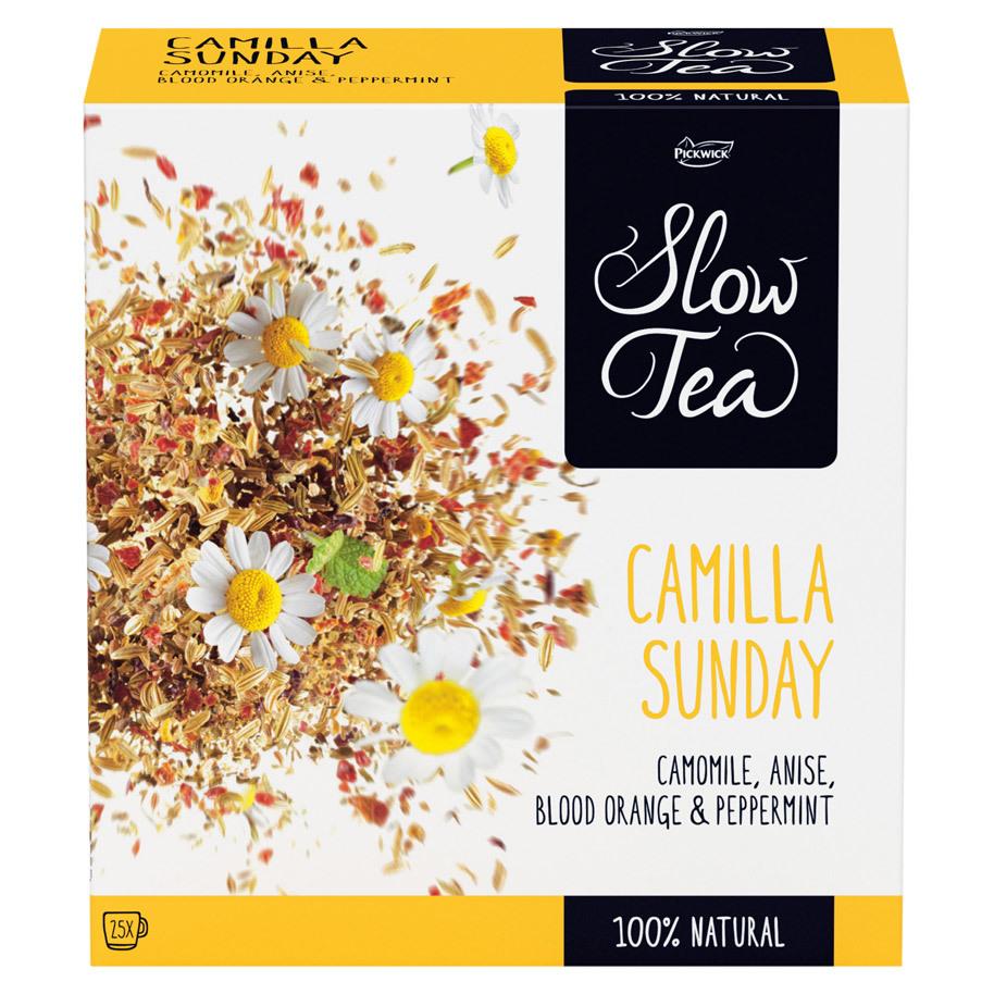 THEE CAMILLA SUNDAY SLOW TEA