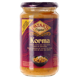 KORMA CURRY SAUCE PATAK'S