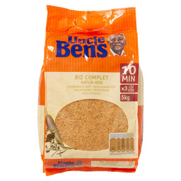 BROWN RICE UNCLE BEN'S