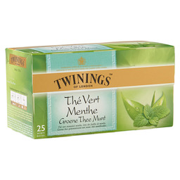 THEE GREEN MINT TWININGS