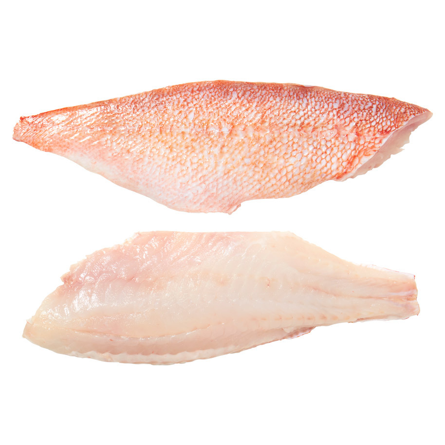 REDFISH FILLET MV SCALED 150/200 GR