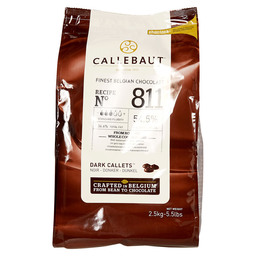 CHOCOLAT CALLETS DARK SELECT 53,8  CACAO