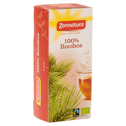 THEE ROOIBOS 100% BIOLOGISCH FAIRTRADE