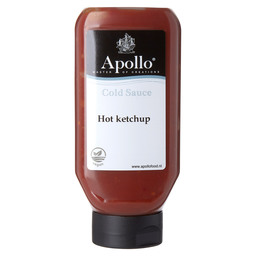 VEGAN HOT KETCHUP