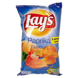 CHIPS PAPRIKA LAY'S