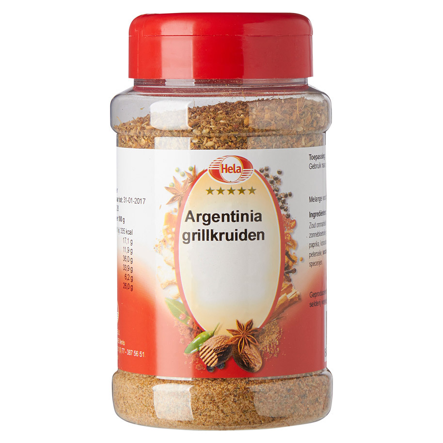 GRILL HERBS ARGENTINA