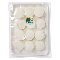 FRESH GOATCHEESE 24X30GR