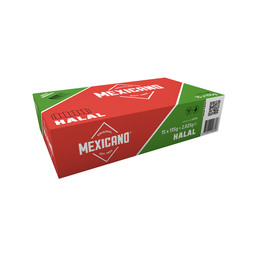 MEXICANO BEEF/CHICKEN 135GR HALAL