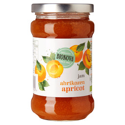 APRICOT JAM 45% FRUIT ECO