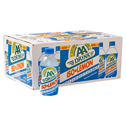 AA DRINK ISO LEMON  33CL