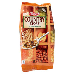 MUESLI COUNTRY STORE