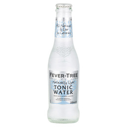 NATURALLY LIGHT FEVER-TREE TONIC 20CL