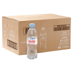 EVIAN 50CL PET VERV:2127300
