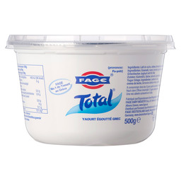 YOGHURT GREEK COW