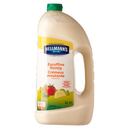 ESCOFFINE CREAMY BASE DRESSING HELLMANS