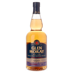 GLEN MORAY SINGLE MALT PORT CASK