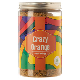 CRAZY ORANGE RUB