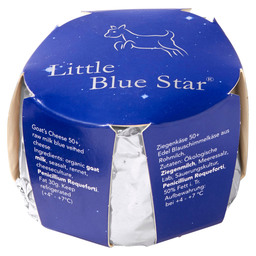 LITTLE BLUE STAR BIO GOATS CHEESE
