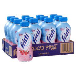 FRISTI RED FRUIT 30 CL PET FLES