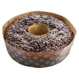 BELGIAN CHOCOLATE RING CAKE