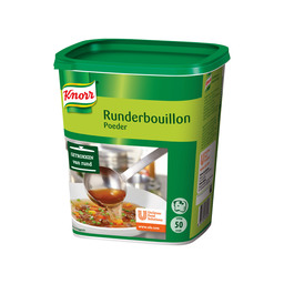 KNORR AUTHENTIEKE RUNDERBOUILLON