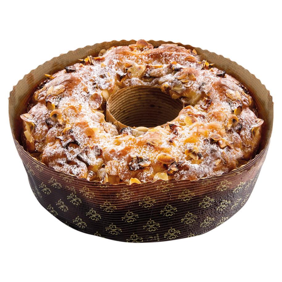 BELGIAN APPLE RING CAKE