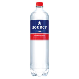 SOURCY SPRANKELEND 1L KZH PET