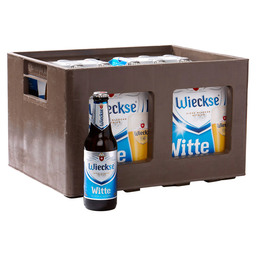 WIECKSE WITTE 30CL  4X SIXPACK
