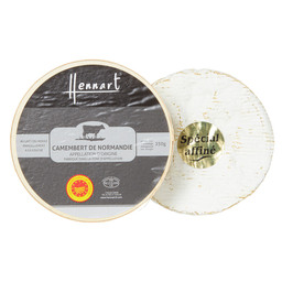 CAMEMBERT NORMANDIE AOP AFFINE