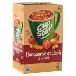 GOULASHSOEP HONGAARS  CUP A SOUP CATERIN