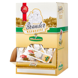 MAYONAISE BRANDER SACHETS 20 ML