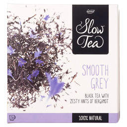 THEE SMOOTH GREY SLOW TEA