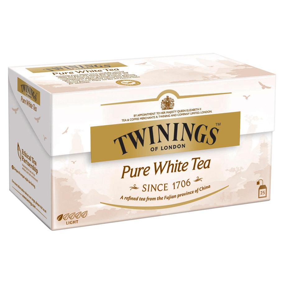 PURE WHITE TEA TWININGS