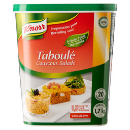 TABOULE COUSCOUS SALADE KNORR