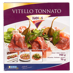 VITELLO TONNATO DS10X70GR