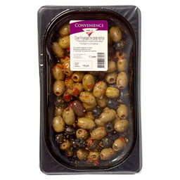OLIVES PROVENCAL MIX NO GARLIC